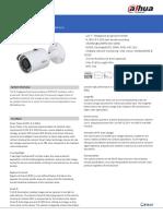 DH SF125 Datasheet