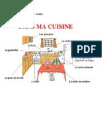 FLE - Cuisine _dans La