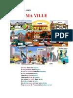 FLE - Ma Ville