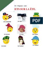 FLE - Sorte de Chapeaux