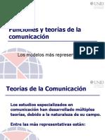 Funciones y teorías de la comunicación