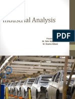 Industrial Analysis