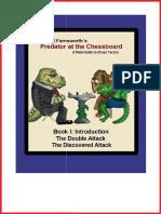 Farnsworth Ward s Predator at the Chessboard a Field Guide to Chess Tactics Book 1