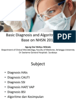 Basic Diagnosis and Algoritme of HAIs ADW HIPPII Jatim 2017.pptx