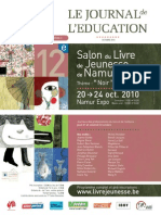 Journal Education 2010