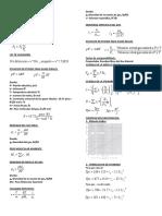 Formulario Reservorios I