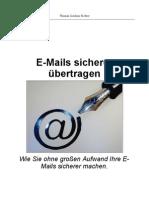E-Mails sicherer übertragen