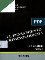 EL PENSAMIENTO CRIMINOLOGICO - TOMO I.pdf