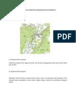 Alat Survey Pemetaan Geologi
