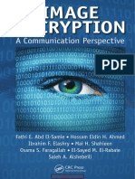 Image Encryption- A Communication Perspective