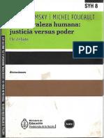 La naturaleza humana justicia versus poder.pdf