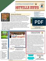 newsletter- second sapnish