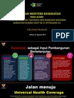 Sambutan Menkes Pitselnas 27 Agustus 2018 Edit 2