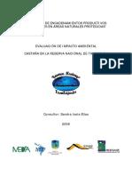 Estudio de Impacto Ambiental Castaña en La Reserva Nacional de Tambopata