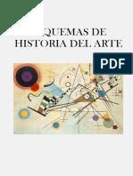 Esquemas de Historia Del Arte