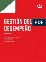 Guía Del Gestio n Del Desempen o 2018