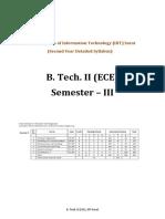 IIIT Surat Curriculum ECE