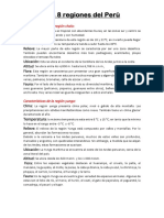 LAS 8 REGUIONES DEL PERU.docx