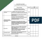 Format Penilaian KP-1
