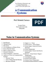 Noise Comms Ys
