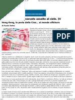 Paolo Selmi_ Appunti Per Un Rinnovato Assalto Al Cielo. II