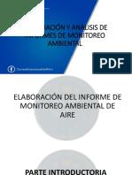 Evaluacion y Fiscalizacion Ambiental