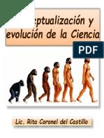 Breve Idea de La Evolución de La Ciencia