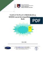 NPIP Za VII Razred