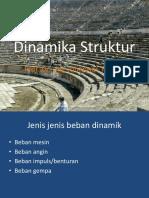 Dinamika Struktur I Kuliah 1 Dan 2