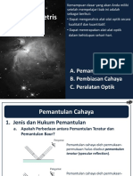 Bab 5 Optika Geometris