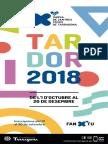 Programació Tardor 2018 dels centres cívics de Tarragona