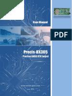 BX305 User Manual