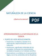 Naturaleza de La Ciencia 2