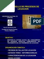 Licuefaccion