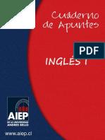 Ingles I - Cuaderno Apuntes