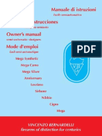 Mega Owner Manual