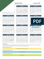 Kalendar Za 2018