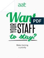 Staff Retention