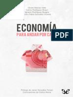 Economia Para Andar Por Casa - AA. VV_.Kepub