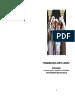 Novena Rosario Elizabeth Zakharia Booklet