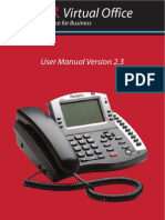 710047 4 Virtual Office User Manual
