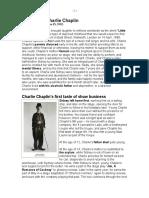 Bio Charlie Chaplin