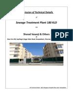 Bhaggyam Pragathi- STP 180KLD Technical Details