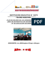 Plan de Mejora de Tercero b y c Matematica (1)
