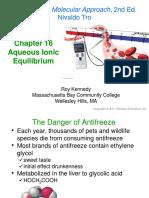 A molecular approach ch16