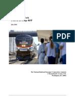 Amtrak Dining RFP