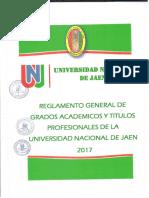 03.- REGLAMENTO GENERAL DE GRADOS ACADÉMICOS Y TITULOS PROFESIONALES.pdf