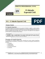 DPC 19 - O Juizado Especial Civil.pdf