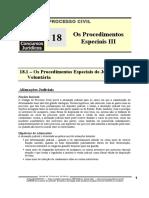 DPC 18 - Os Procedimentos Especiais III.pdf