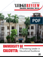 India 10 Best Universities University of Calcutta